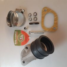 INLET MANIFOLD KIT 30 MM  TO SUIT DEL ORTO 200 CC fitting